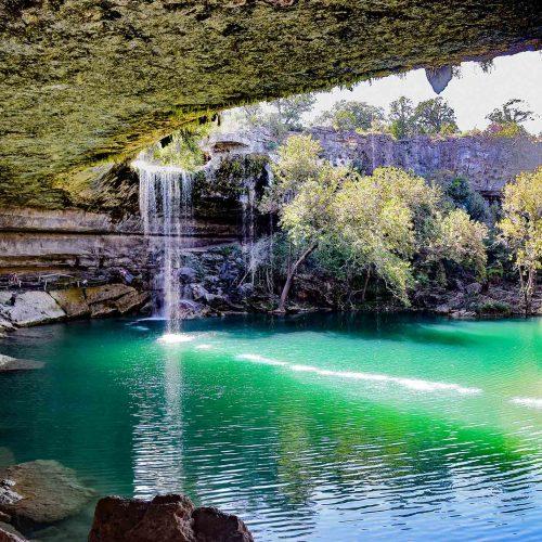 Hamilton Pool - Austin TX